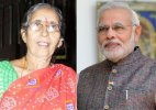 PM Modi wife Jashodaben RTI marriage documents passport
