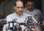Gurdaspur attackers infiltrated from Pakistan: Rajnath Singh