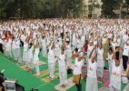 MPCC criticises BJP govt for planning Yoga Day on Sunday