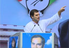 Rahul Gandhi: There are people in India who worship women as 'Devi' and then molest them in buses