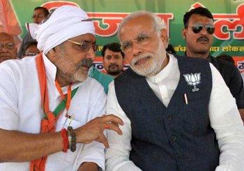 Why Giriraj Singh is indispensable for BJP