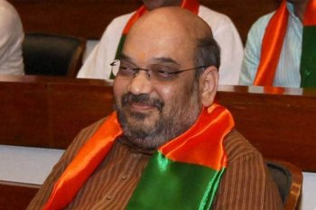 Jharkhnad Polls: Amit Shah cautions against Congress-RJD-JD(U) alliance in Jharkhand