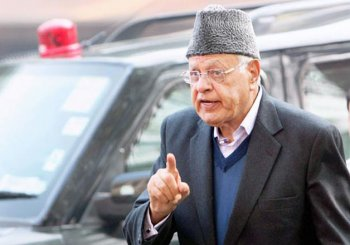 Indian force can't defend Kashmir against militants: Farooq Abdullah