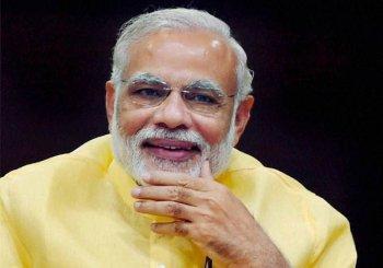 PM Modi attends RSS meet