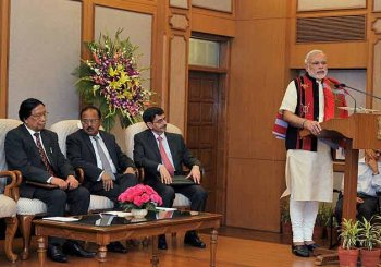 In Pics: Nagaland accord signed, promises peace after six decades of violence
