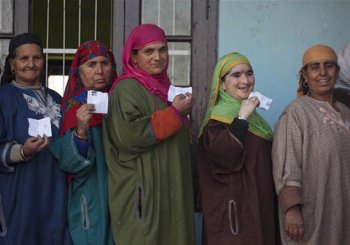 J&K records over 65% polling while Jharkhand registers more than 70% voting in final phase of assembly polls