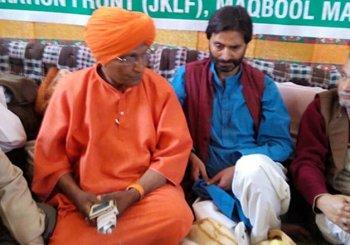 Separatist Yasin Malik arrested from hunger strike venue