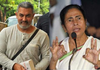 Aamir Khan has said what he felt; India belongs to everyone: Mamata Banerjee