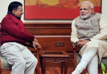 With eye on Punjab, Varanasi set for another Modi-Kejriwal rendezvous