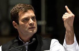 Read Rahul Gandhi's comments about polls, TV interview