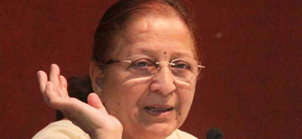 LoP row: Sumitra Mahajan defends her decision, says SC has questioned centre and not Speaker
