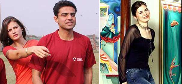 Sara and Sachin Pilot: The complete love story