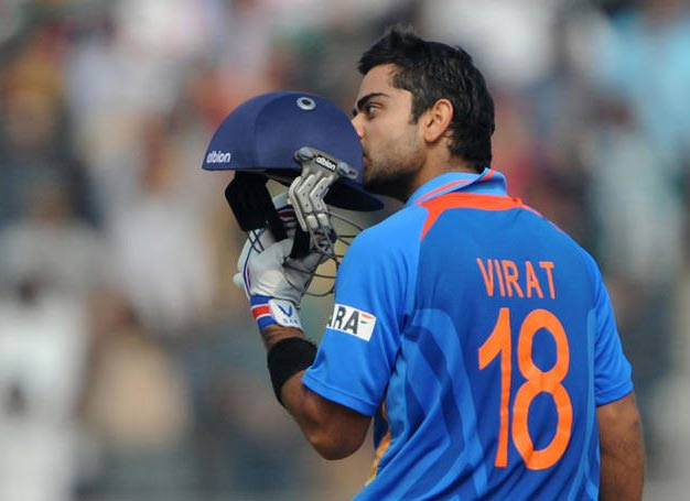 Virat Kohli was appointed captain of the Indian Cricket Team for the ...
