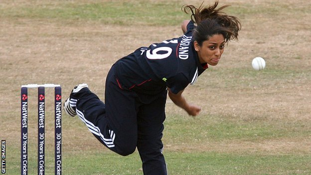 British-Indian Isa Guha becomes first female test expert ...