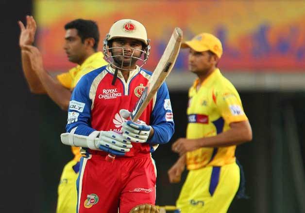 Parthiv Patel rcb
