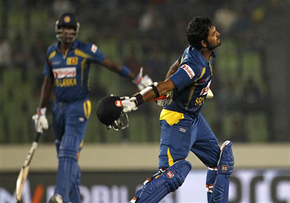 Asia Cup: Malinga and Thirimanne guide Sri Lanka to 5th Asia Cup trophy