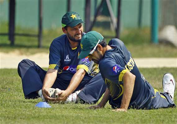 Asia Cup: Not worried about injury  ahead of final, says Misbah