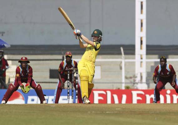 Australia elect to bat in Women's World Cup