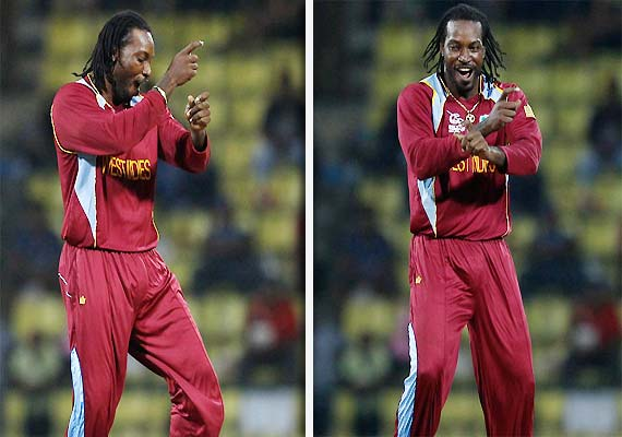 Beach, six-hitting all enjoyment for carefree Gayle