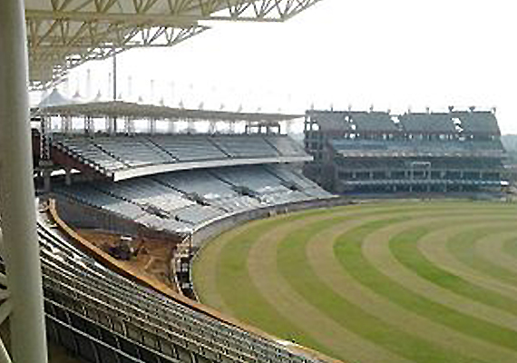 Cattle grazing ground converted to world-class cricket stadium in Ranchi