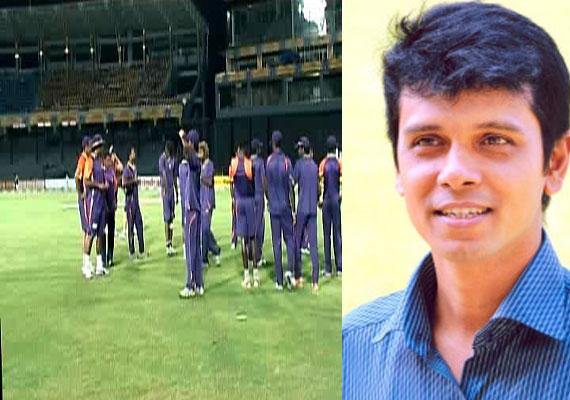 Caught in India TV Sting: Bangladeshi umpire Sharfuddoula Ibne Shahid Saikat