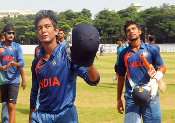 Chand Takes India U-19 To Final