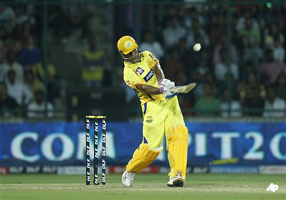 Chennai Win Last-Ball Thriller By Five Wickets