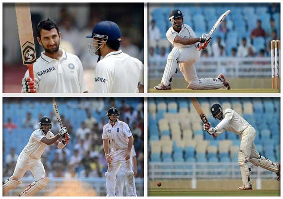 Cheteshwar Pujara, emerging 'Wall' of the Indian cricket