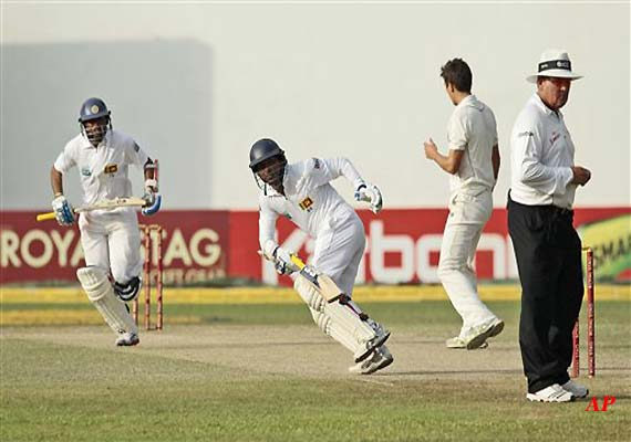 Dilshan scores a ton for Sri Lanka in tour match
