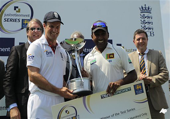 England Beats Sri Lanka In 2nd Test, Retains No. 1 Test Ranking