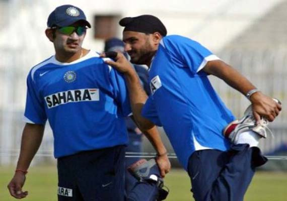 Gambhir out, Harbhajan in for first two Tests