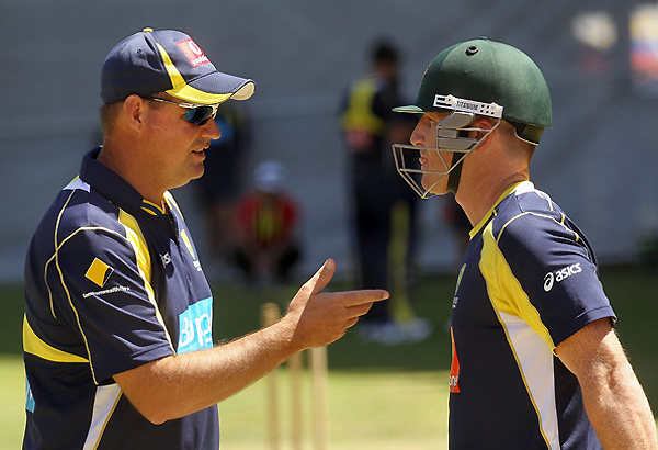 Haddin Recalled To ODI Squad For West Indies Tour