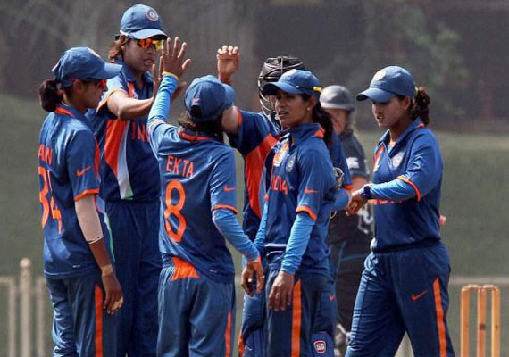 ICC Women's World Cup: India start campaign with convincing win
