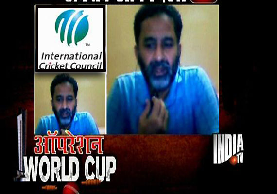 ICC requests India TV to hand over umpire sting video for probe