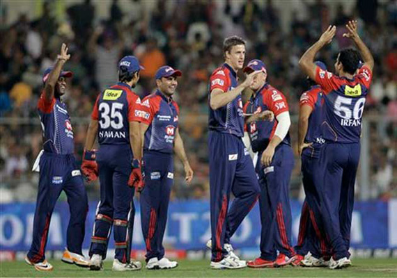 IPL6 : Daredevils demolish Indians for maiden win