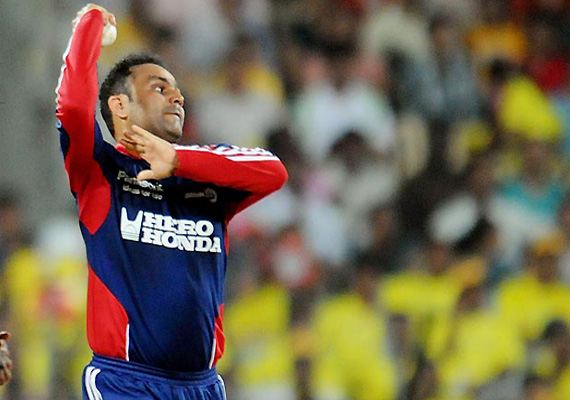 IPL 6: Sehwag the bowler finally makes a comeback