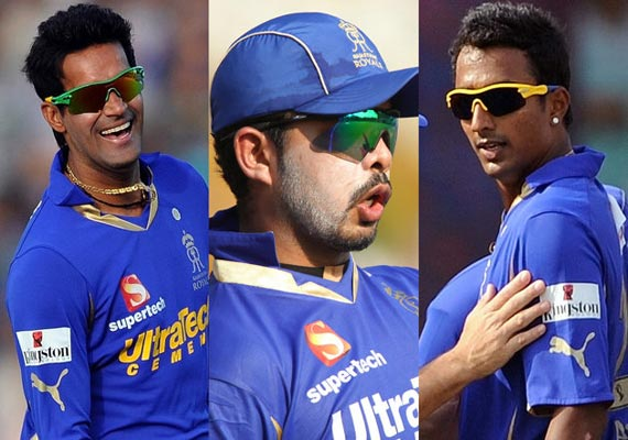 IPL6 sleaze: Bookies, Jiju had planned sex videos of Sreesanth, other players