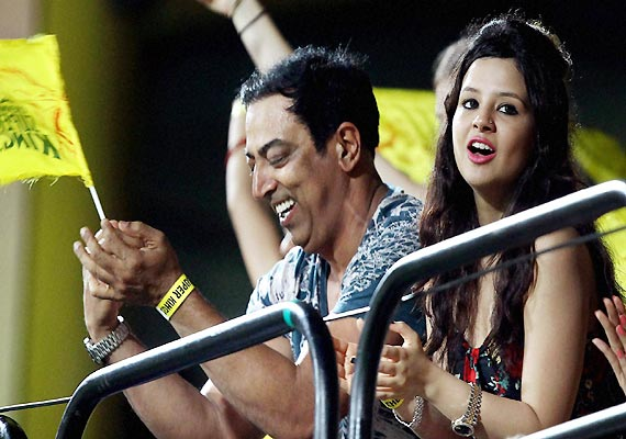 IPL6 spot-fixing: Dhoni's wife Sakshi may not be questioned for now: police