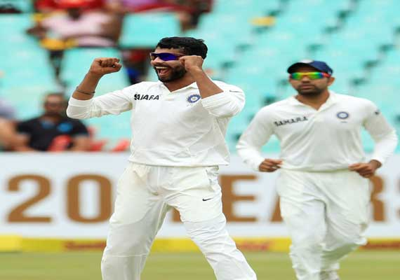 India-South Africa series: Jadeja scalps 6 wks as host bowled out 500, day 4, 2nd test