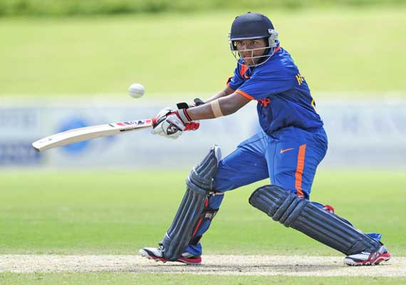 Defending champions India begin U-19 World Cup with win