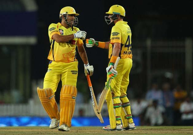 IPL 8: CSK beat RCB by 3 wickets,...