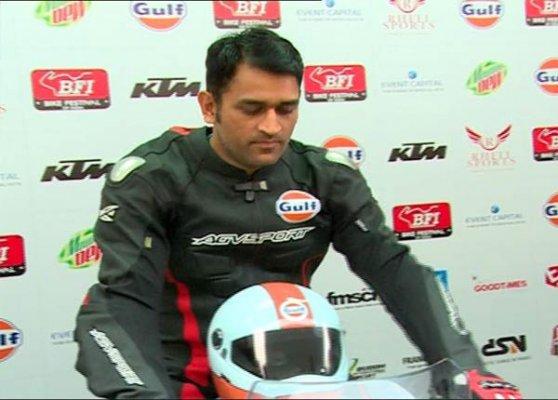 Comedy Photos Of Indian Cricketers Biker Geeks Start 1% C...