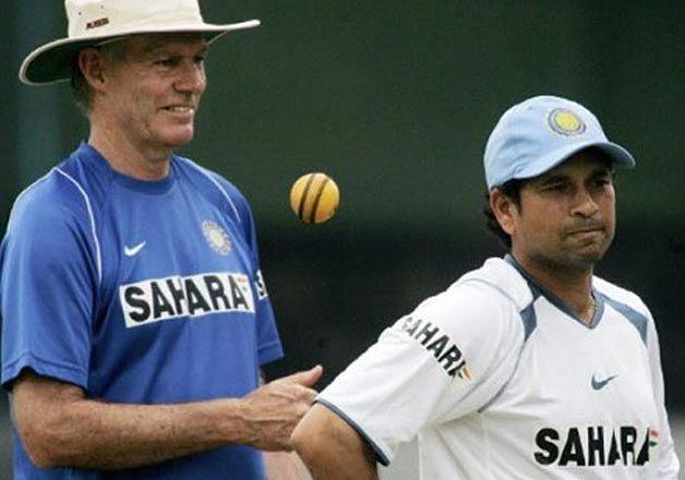 Sachin Tendulkar blames Greg...