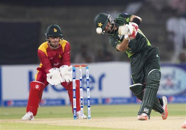 PAK vs ZIM: Pakistan beats...