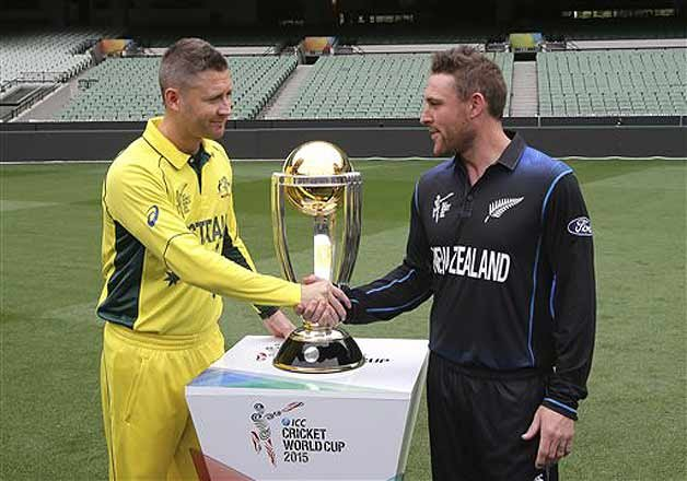 World Cup final could be last...