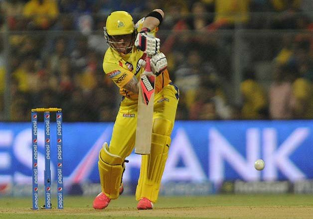 IPL 8: Smith, McCullum fire CSK to third straight win