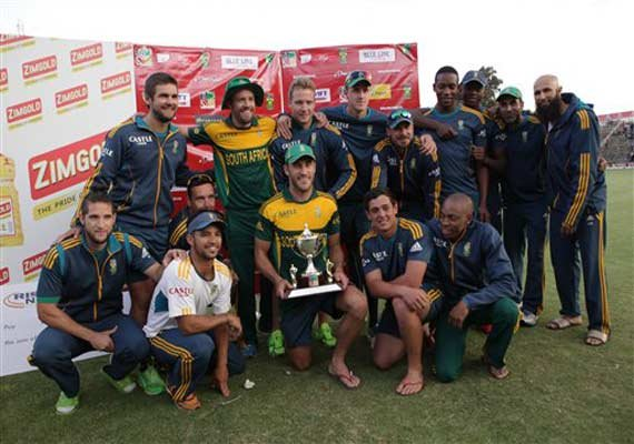 Zimbabweans Hit Back At South Africa Burning Out South: AUS Vs SA: South Africa Beats Australia To Win Tri-series