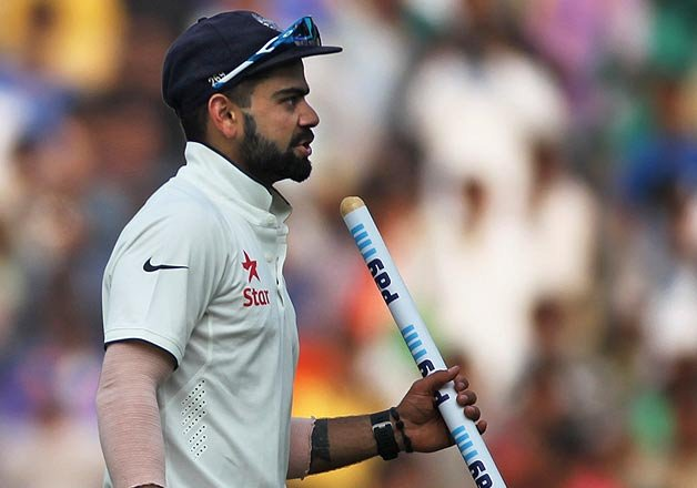 Virat Kohli is passionate, wants...