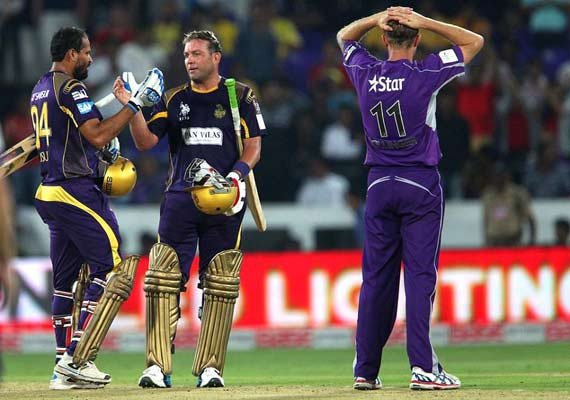 CLT20: Semifinal 1: Kallis stars in KKR's maiden entry into the final