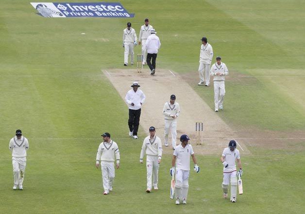 ENG vs NZ: Rain hits New Zealand's...